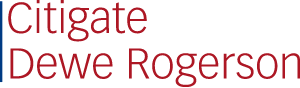 Citigate Dewe Rogerson logo